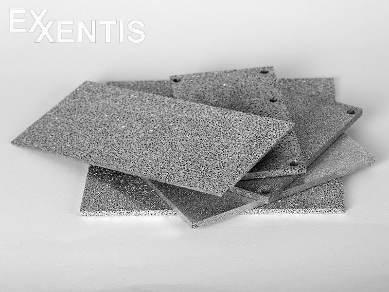 Metallschaum Platten Aluminiumschaumplatten kaufen