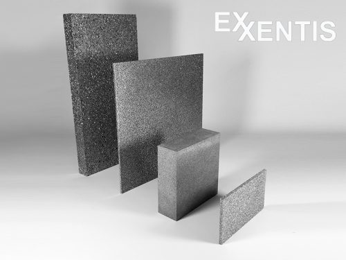 Aluminiumplatten Vakuumplatten verschiedene Dicken