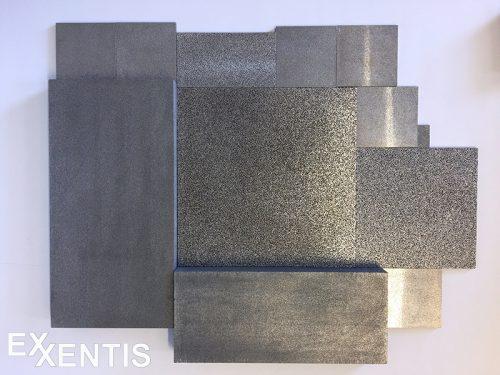 Luftdurchlässige Vakuumplatten Spanplatten Vakuumspannen Vakuumspannplatte