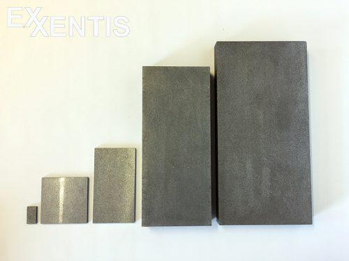 Vakuumplatten aus poroesem Aluminium Vakuumtische Vakuumspannsysteme Aufspannlösungen