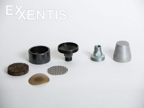 1-Poröses-Aluminium-vs-poröse-Materialien-Schalldämpfer-mit-Filz