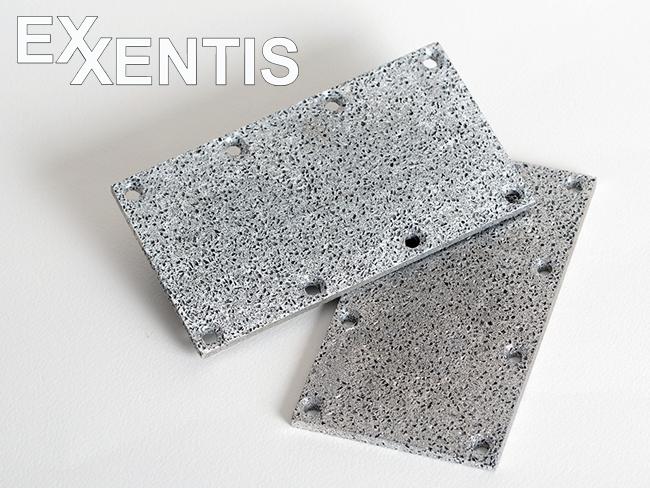 1_flacher-Schalldämpfer-aus-poroesem-Aluminium