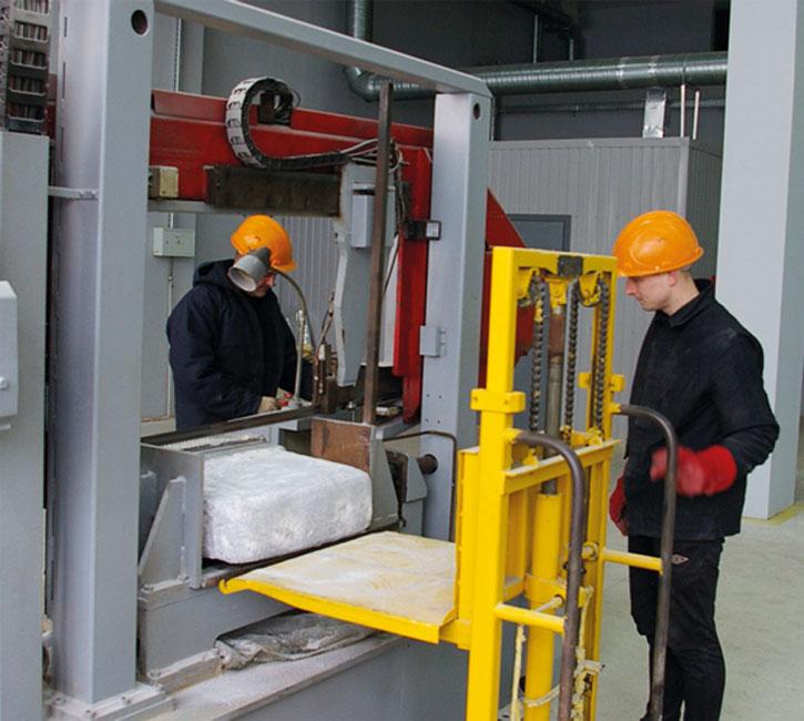 poröses Aluminium, Hersteller, Sintermetall, Metallschaum