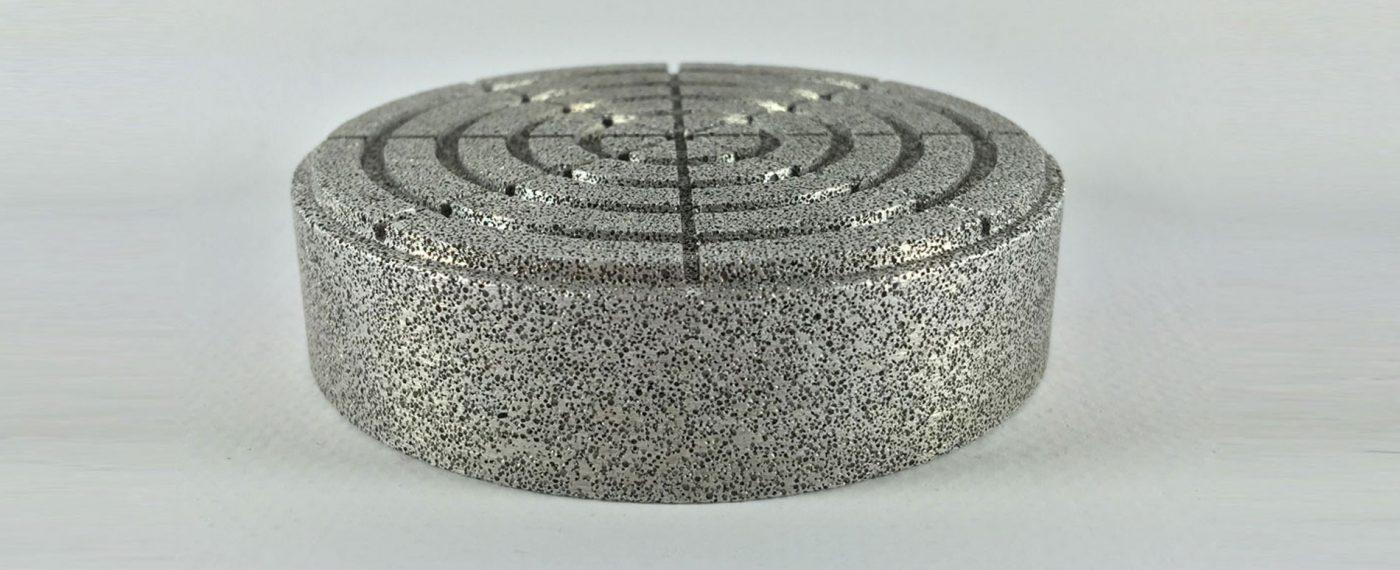 Sintermetall, Metallschaum, Aluminiumschaum