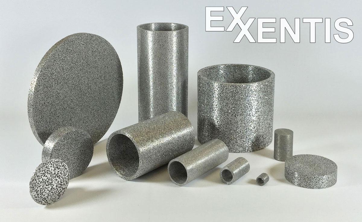Aluminium zylinder